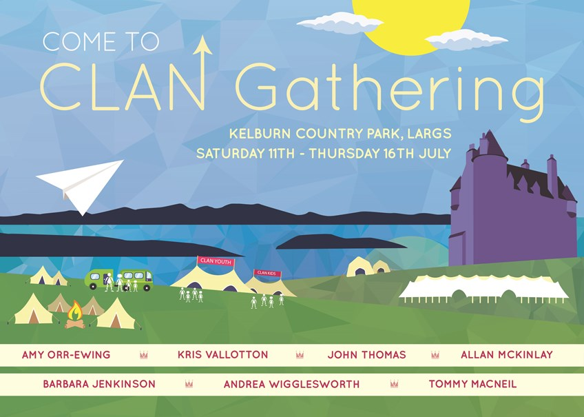CLAN Gathering 2015 Image
