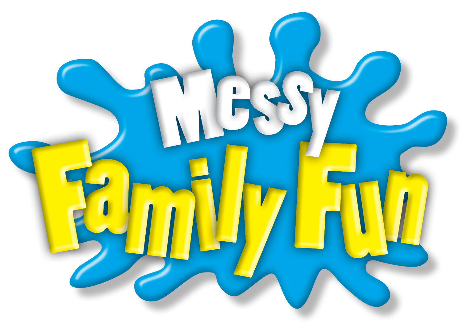 Image result for messy family fun