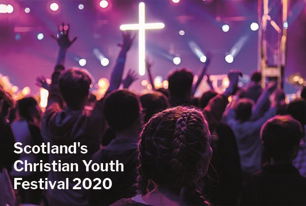 Scotland's Christian Youth Festival 2020